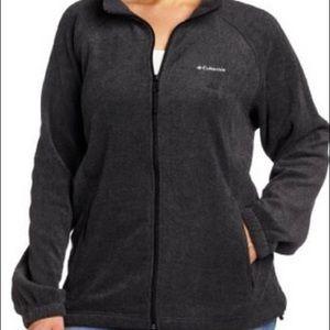 Columbia Fleece Zip-Up Jacket